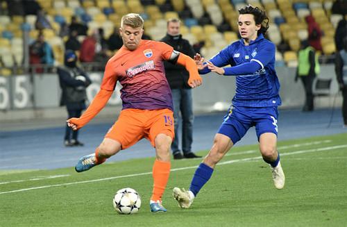 Динамо Киев – Мариуполь – 2:1. Видео голов и обзор матча