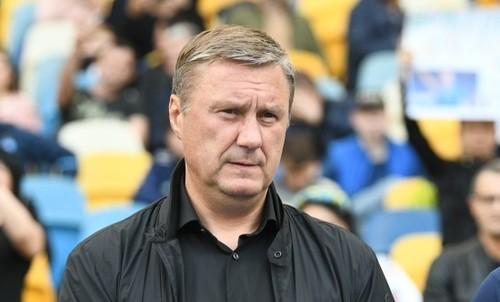 Александр ХАЦКЕВИЧ: «О каком уровне игрока Динамо можно говорить?»