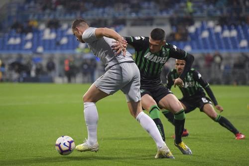 Серия A. Сассуоло и Рома голов друг другу не забили