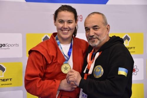 У другий день чемпіонату Європи з самбо українці завоювали 8 медалей