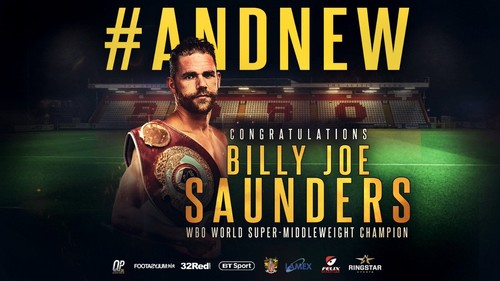 Сондерс победил Исуфи и завоевал титул WBO