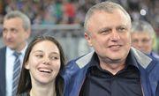 Дочку Ігоря Суркіса завалили повідомленнями про те, що Динамо – дно