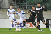 Динамо – Лугано - 1:1. Видео голов и обзор матча