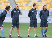 Сборная Украины планирует провести контрольный матч с Кипром