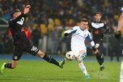 Циганков забив 50-й м'яч за Динамо