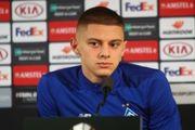 Виталий МИКОЛЕНКО: «Для Динамо недопустимо не выходить из такой группы»