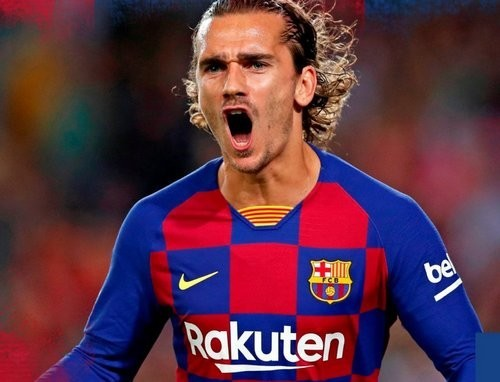 ГРИЗМАНН: «Я покинул Атлетико не для того, чтоб выиграть Лигу чемпионов»