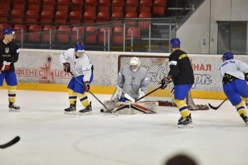 Сборная Украины по хоккею продолжит выступление в Еuro Ice Hockey Challenge