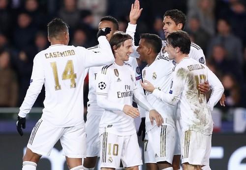 Брюгге – Реал – 1:3. Видео голов и обзор матча