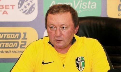 Владимир ШАРАН: «Очень достойно сыграли в Лиге Европы»