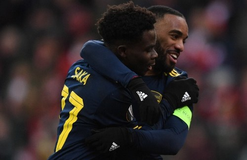Стандард — Арсенал — 2:2. Видео голов и обзор матча