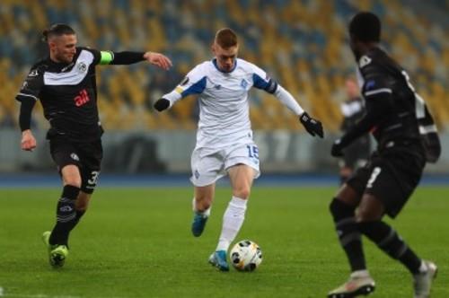 Цыганков избежал травмы в матче с Лугано