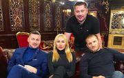 Слишком много хайпа: Алиев и Милевский встретились с Ириной Морозюк