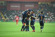 Боруссия М – Истанбул Башакшехир – 1:2. Видео голов и обзор матча