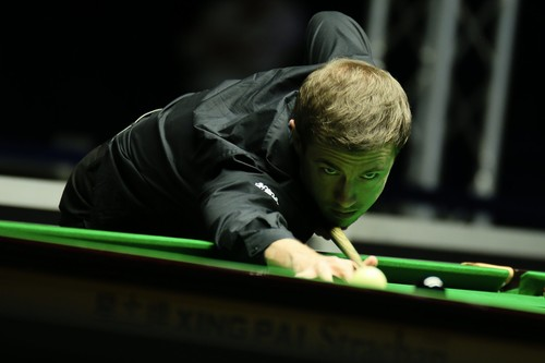 Scottish Open: Робертсоны, Хиггинс и Мерфи прекратили борьбу