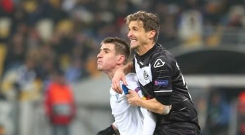 Динамо лишь во второй раз в истории не вышло из группы Лиги Европы