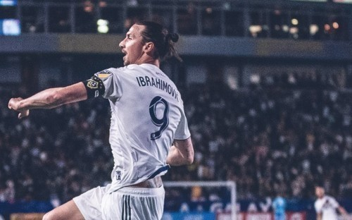 Ібрагімовіч назвав улюбленого футболіста