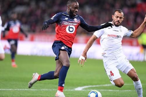 Лилль переиграл Монпелье и укрепился на 3-й позиции Лиги 1