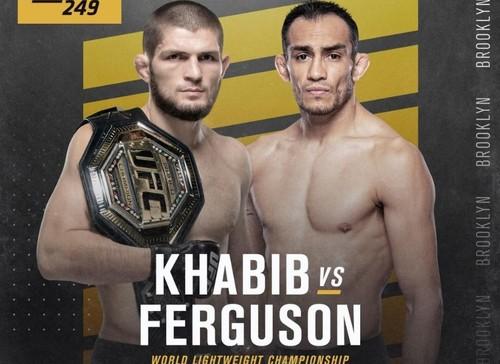 UFC официально представила бои Хабиб – Фергюсон, Макгрегор – Серроне