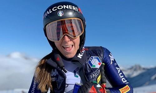 Горные лыжи. Двойная победа итальянок в Санкт-Морице