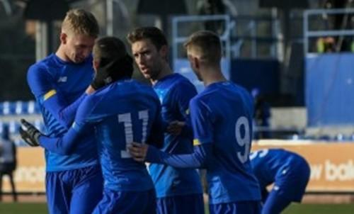 Динамо U-21 без легионеров завершило год победой