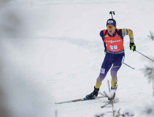 Хохфильцен-2019. Пидручный финишировал 16-м в персьюте