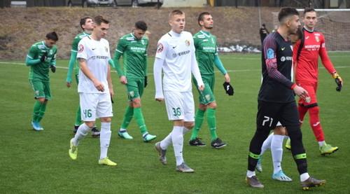 Чемпионат U-21. Лидирует Ворскла, а Шахтер и Динамо - рядом