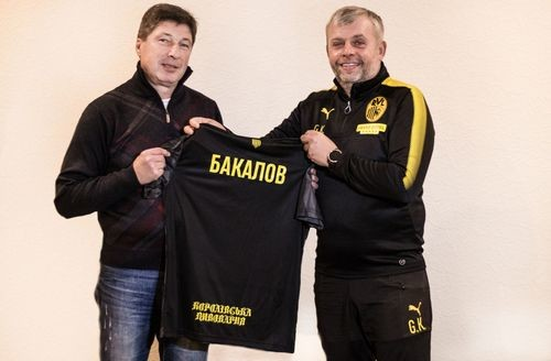 ОФИЦИАЛЬНО: Бакалов стал новым главным тренером Руха