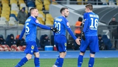 Динамо отправилось на матч с Десной с одним форвардом