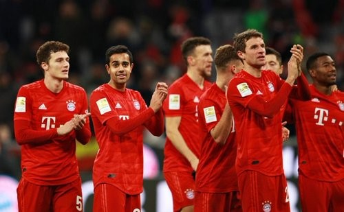 Бавария — Вердер — 6:1. Видео голов и обзор матча