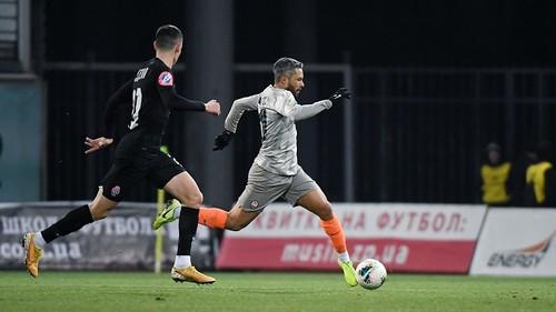 Марлос забил 50-й мяч за Шахтер в чемпионатах Украины