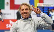 Ольга Харлан выиграла этап Кубка мира в Солт-Лейк-Сити