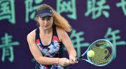 Дар'я Снігур: перший великий крок у дорослому тенісі