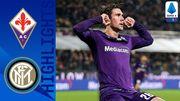 Фиорентина – Интер – 1:1. Видео голов и обзор матча