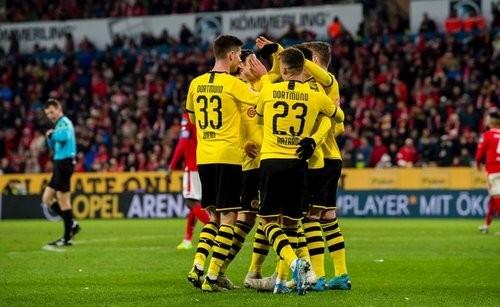 Майнц — Боруссия Дортмунд — 0:4. Видео голов и обзор матча