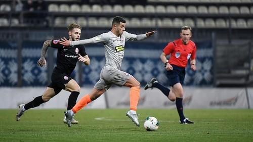 Жуниор Мораес забил 10-й мяч Заре в чемпионатах Украины