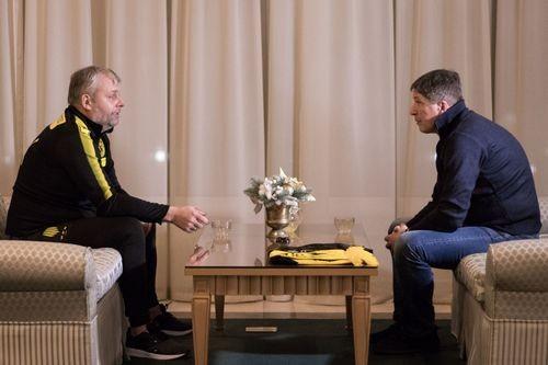 Президент Руха: «Кучук называл Бакалова своим преемником»