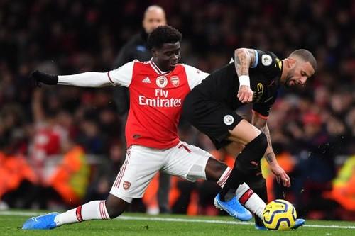 Ман Сити разгромил Арсенал в Лондоне, Зинченко вышел на замену