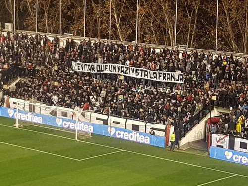 Заявление испанской лиги: «Согласны с решением прервать матч Альбасете»