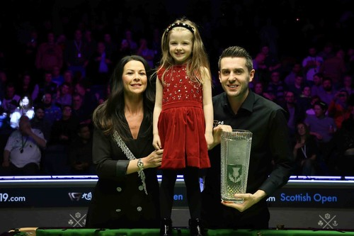 Scottish Open: Селбі завоював 17-й титул