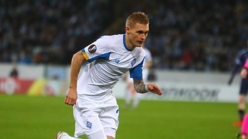 Буяльський провів 200-й матч у складі Динамо