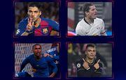 Известны претенденты на звание лучшего гола группового этапа Лиги чемпионов