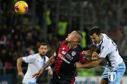 Серия А. Лацио вырвал драматичную победу над Кальяри