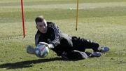 Лунин дебютирует за Вальядолид в Кубке Испании