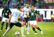Где смотреть онлайн матч чемпионата Германии Вольфсбург – Шальке