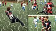 ВИДЕО. Кипер юношеского Фламенго взял пенальти и спас ворота еще 6 раз