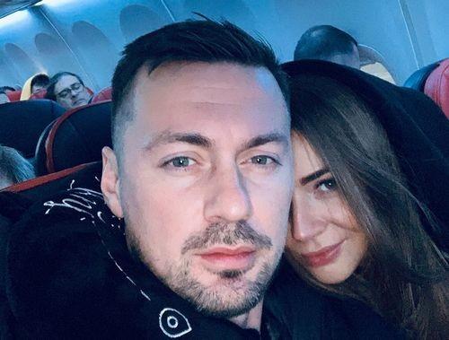 ФОТО. Милевский показал свою новую девушку