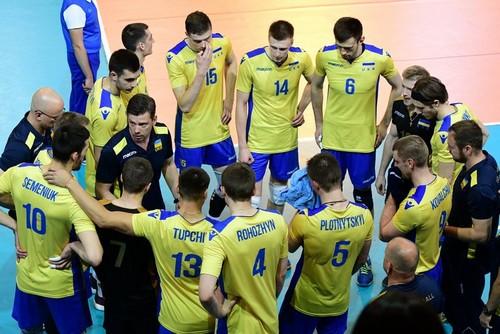 Сборные Украины узнали соперников в Золотой Евролиге