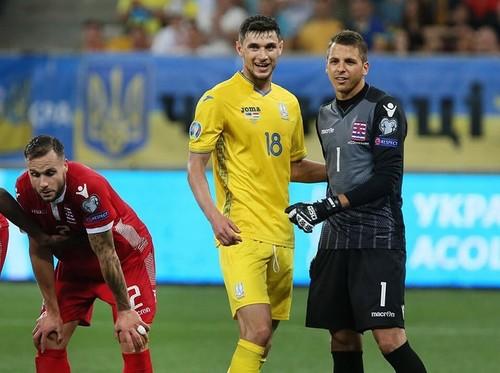Шищенко назвал троих лучших игроков сборной Украины