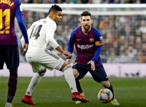 Барселона - Реал - 0:0. Текстовая трансляция матча